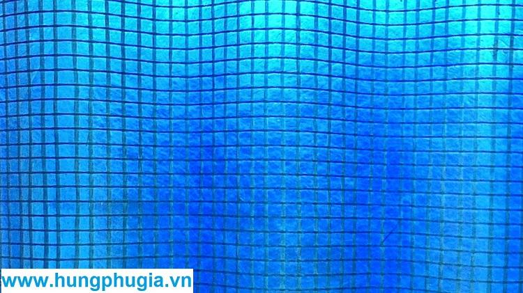 Màu tôn nhựa lấy sáng sợi thủy tinh frp