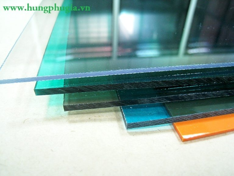 Tấm lợp poly đặc ruột Solarflat indonesia