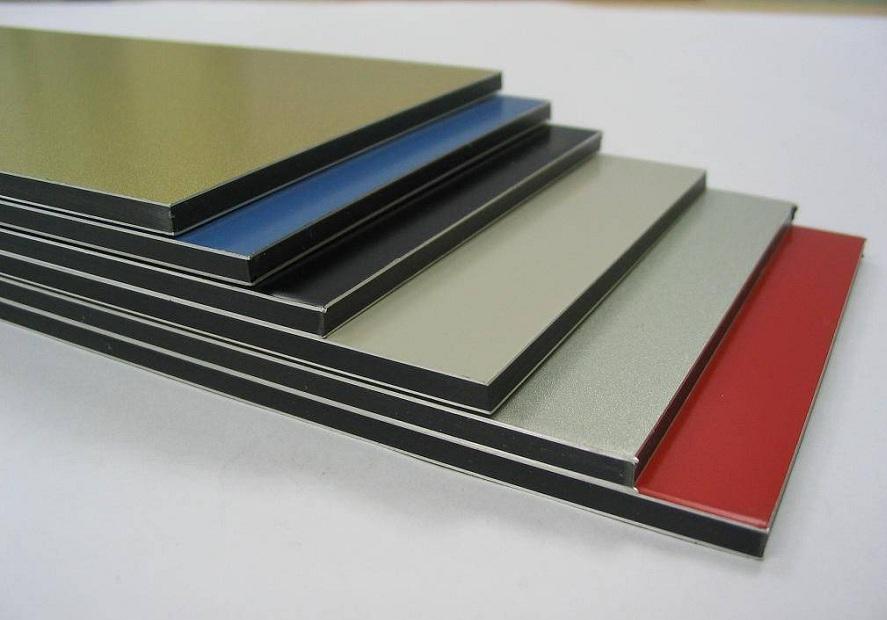 Tấm ốp nhôm nhựa Aluminium