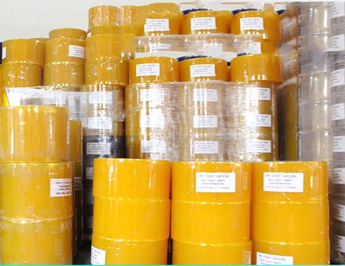 Màn nhựa pvc ngăn côn trùng màu vàng trong