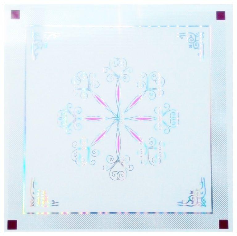 Tấm trần nhựa thả 600×600-6519-2