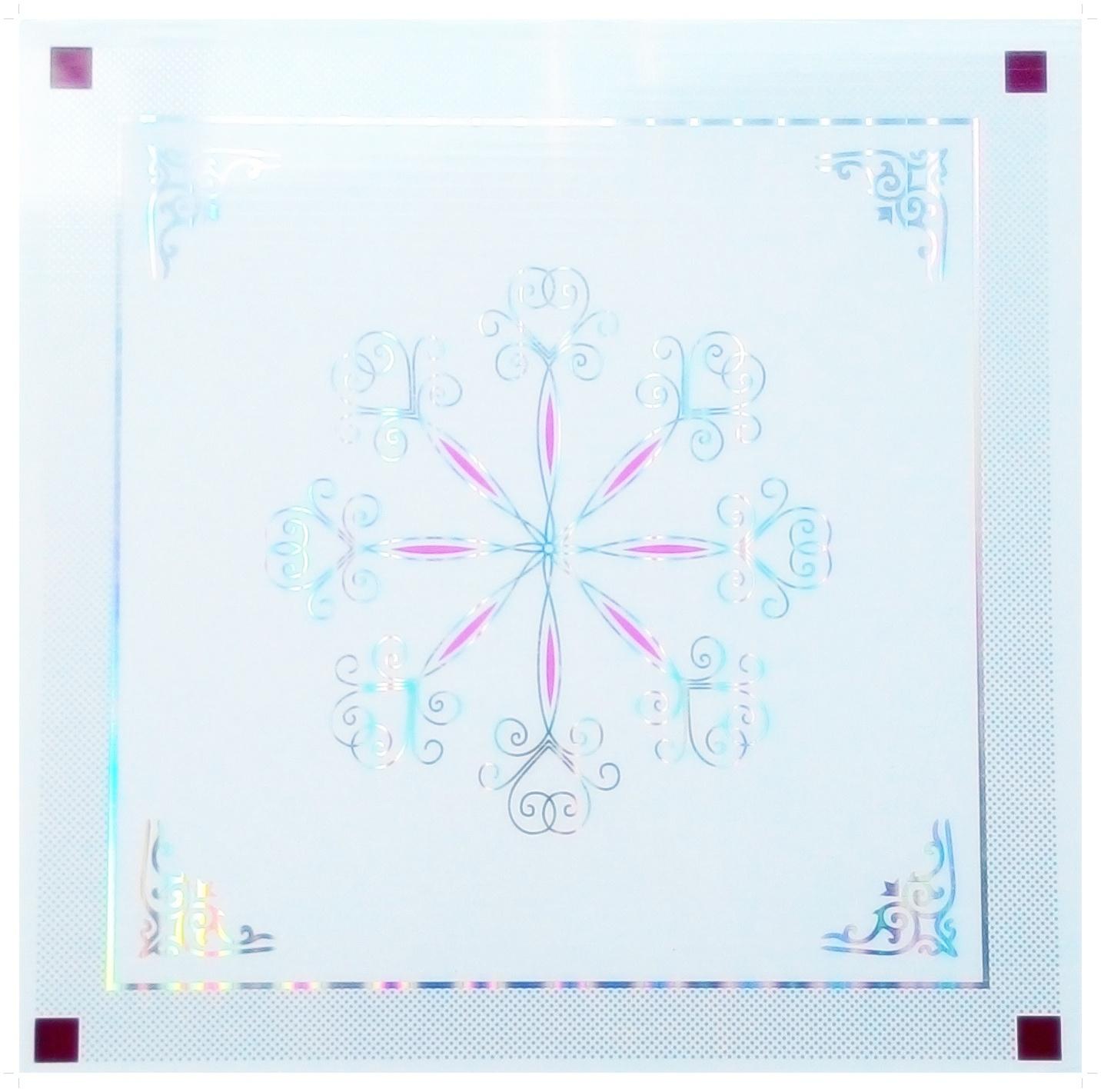 Tấm trần nhựa thả 600x600-6519-2