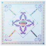 Tấm trần nhựa 600×600- 6519-2