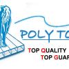 Tấm lợp lấy sáng polycarbonate polytop thái lan rỗng ruột