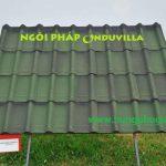 Tấm ngói pháp onduvilla màu xanh rêu