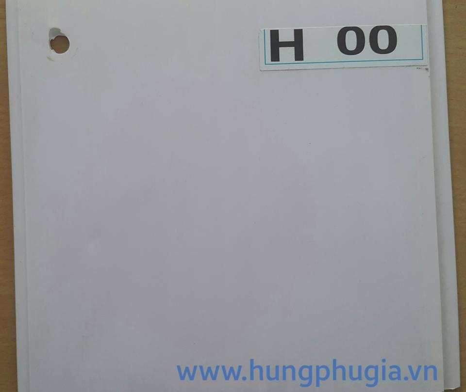 Tấm trần nhựa la phông 18cm h00