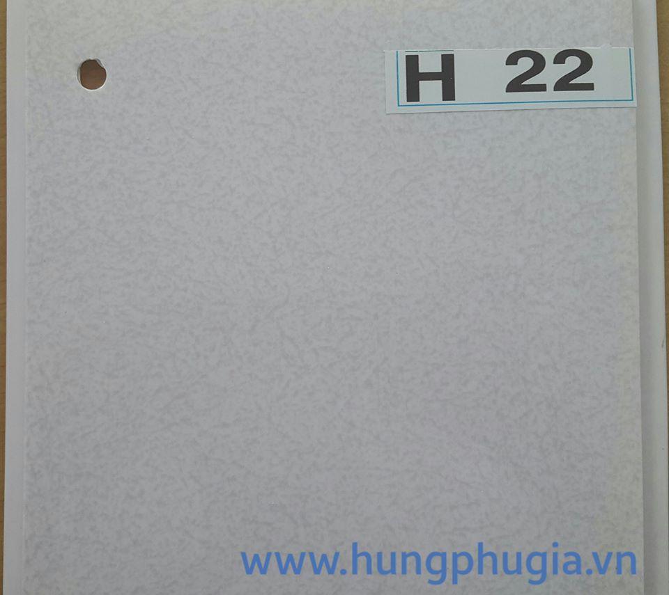 Tấm trần nhựa la phông 18cm h22