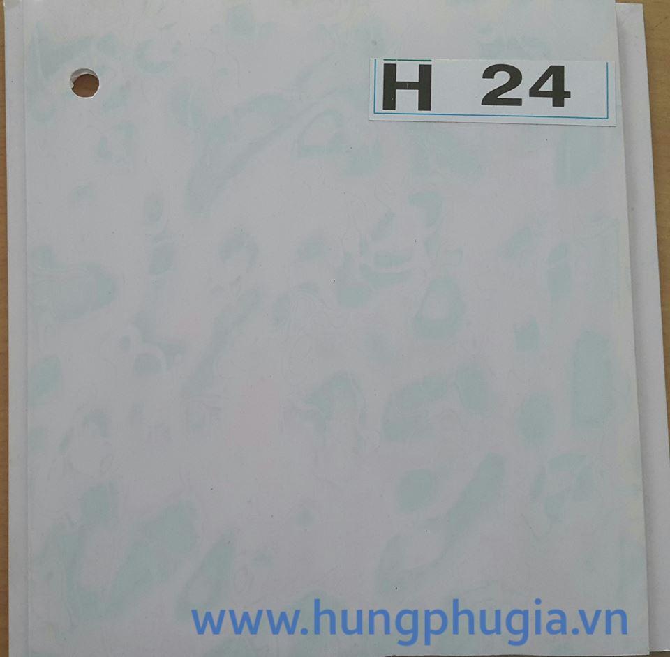 Tấm trần nhựa la phông 18cm h24