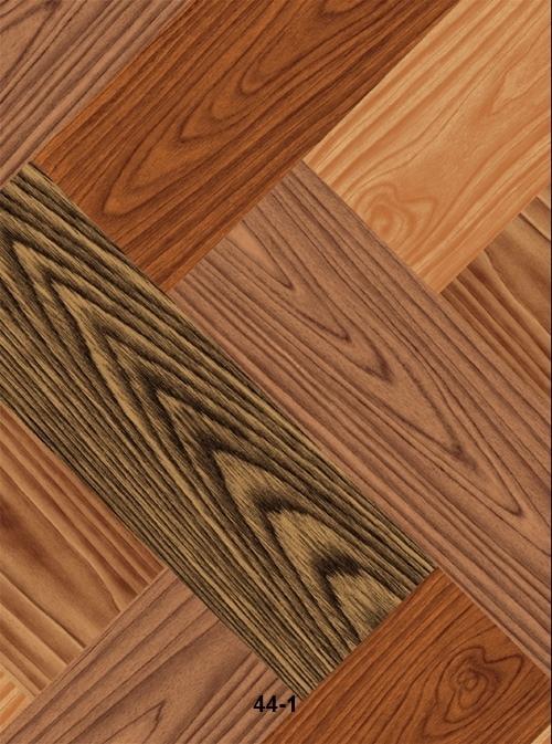 Simili trải sàn lót sàn loại mỏng vân gỗ 44-1
