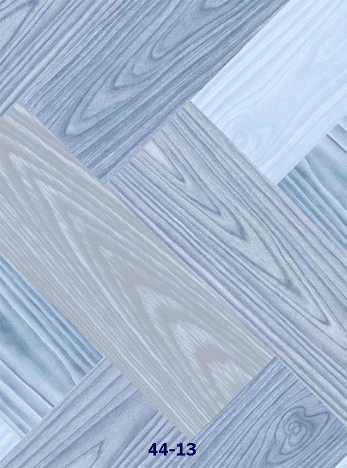 Simili trải sàn lót sàn loại mỏng vân gỗ 44-13