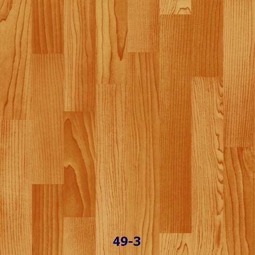 Simili trải sàn lót sàn loại mỏng vân gỗ 49-3