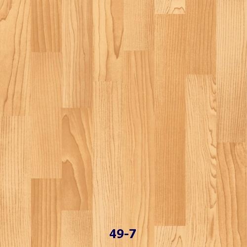 Simili trải sàn lót sàn loại mỏng vân gỗ 49-7