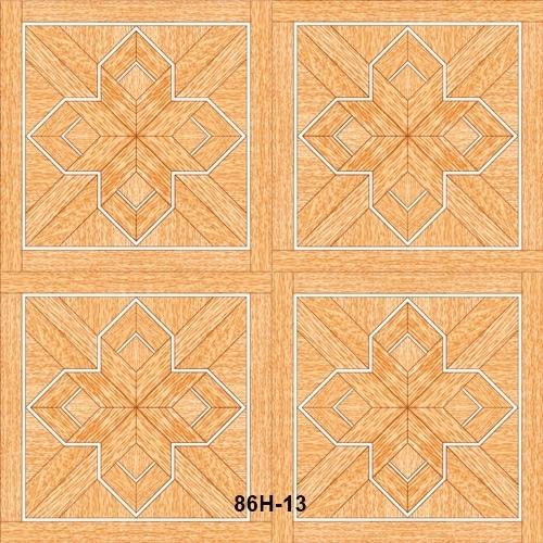 Simili trải sàn lót sàn loại mỏng vân gỗ 86H-13