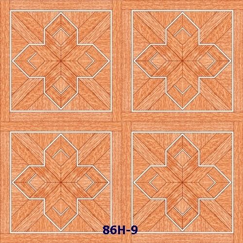 Simili trải sàn lót sàn loại mỏng vân gỗ 86H-9