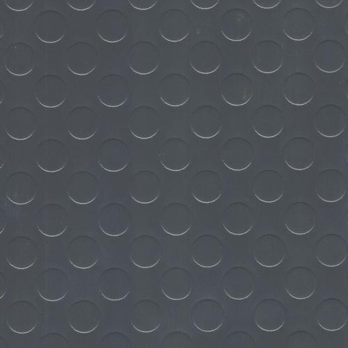 Simili trải sàn hình nút chống trơn trượt 1.2mm xám tròn nhỏ