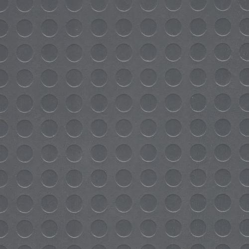 Simili trải sàn hình nút chống trơn trượt 1.2mm nút xám tròn bi nhỏ SCG207
