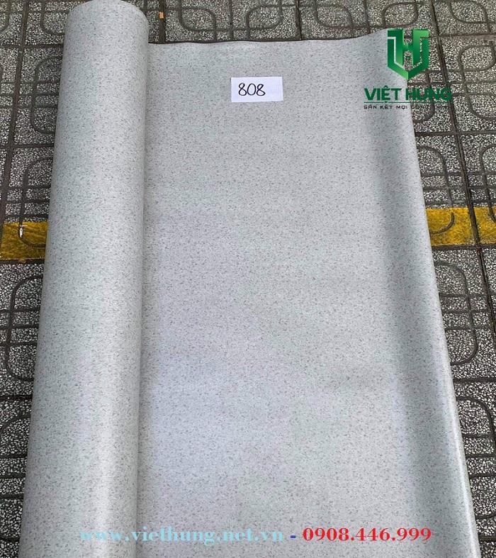 Mẫu màu simili trải sàn chống cháy dày 1.2mm JY808