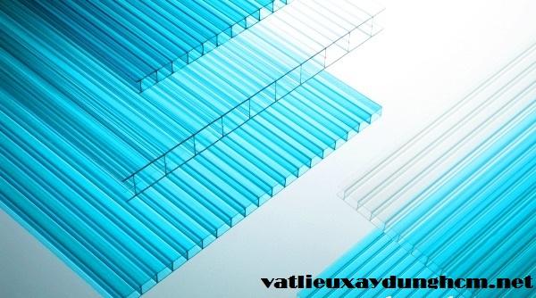 Điểm mạnh yếu của tấm lợp lấy sáng poly đối với công trình