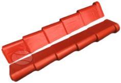 Tấm úp viền mái ngói nhựa pvc