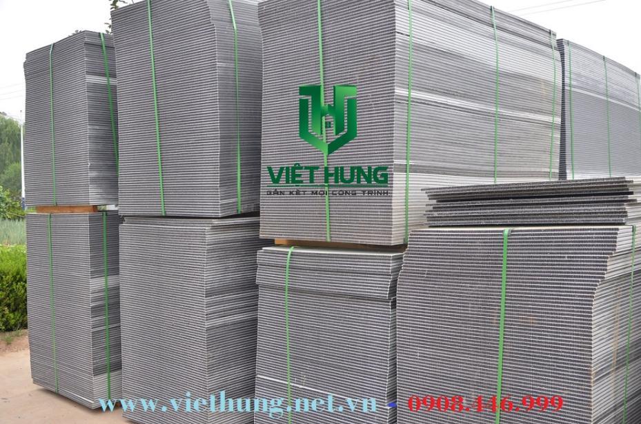 Kho hàng tấm ván nhựa Cốp Pha Coffa lót sàn Việt Hưng