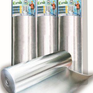 Tấm túi khí cách nhiệt P2 Extra phủ 2 mặt bạc